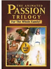DVD. ANIMATED PASSION TRIOLOGY - Nest Family