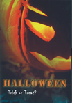 DVD. HALLOWEEN: TRICK OR TREAT? - Jeremiah Films