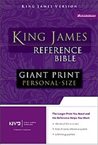 BIBLE KJV (Giant Print Imitation Leather Black) - Zondervan