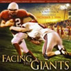 CD. FACING THE GIANTS - Sony BMG