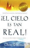 EL CIELO ES TAN REAL - Choo Thomas