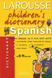 LAROUSSE CHILDRENS DICTIONARY - LAROUSSE