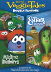 Veggietales - DVD. MADAME BLUEBERRY / ESTHER