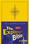 NKJV THE EXPLORER'S BIBLE KIDS - Grupo Nelson